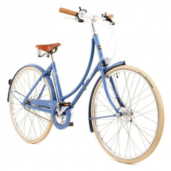 Велосипеды Pashley Poppy Blue